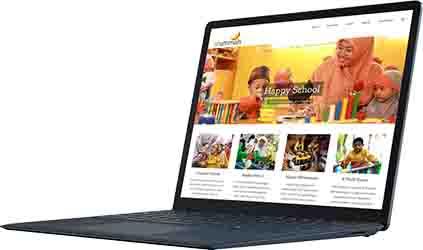 sekolah website bikin company profile