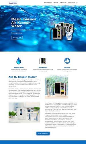 Kangen Water Pamekasan
